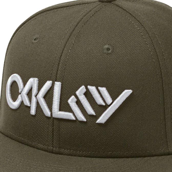 casquette oakley sable