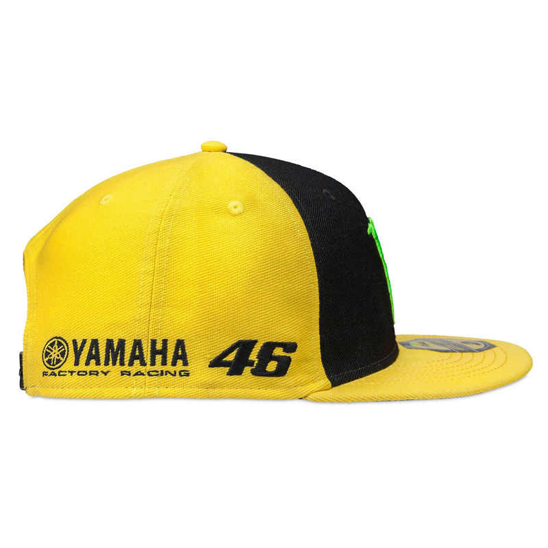 casquette vr46 monster sponsor snapback 2017 fx motors. Black Bedroom Furniture Sets. Home Design Ideas