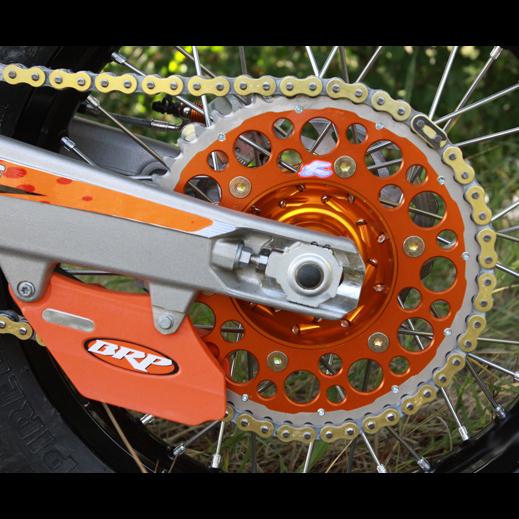 Couronne Anti-Boue Bi-Metal Renthal Twinring - FX MOTORS