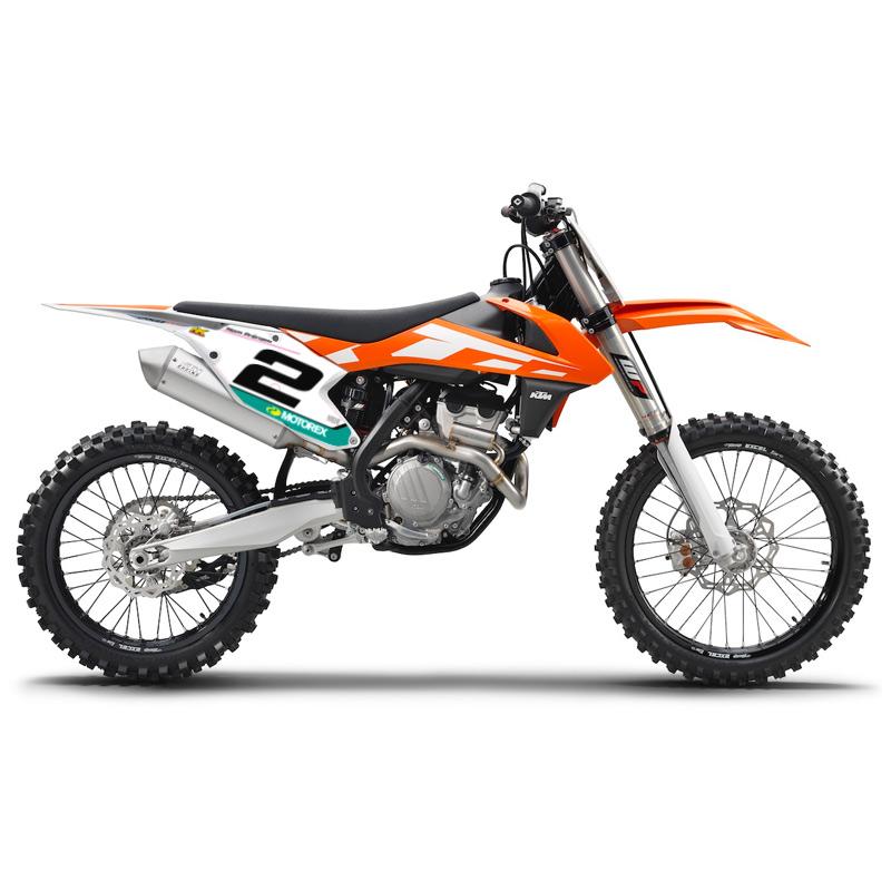 Fonds de plaques motocross perso ktm sx sxf motorex line fx motors - Image de moto ktm ...