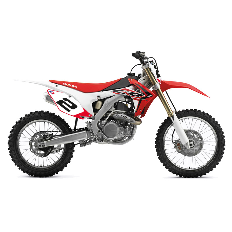 fonds de plaques motocross perso honda cr crf lucas oil fx motors. Black Bedroom Furniture Sets. Home Design Ideas