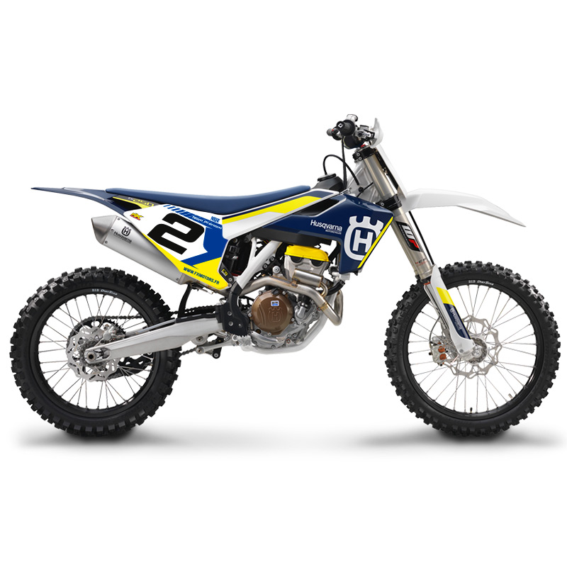 fonds de plaques motocross perso husqvarna tc fc racing line fx motors. Black Bedroom Furniture Sets. Home Design Ideas