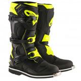Bottes Motocross Alpinestars Tech 1 Black/Yellow Fluo