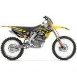 Kit Déco Complet RM-RMZ Bud Racing - Rockstar