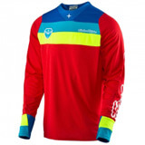 Maillot Cross TLD SE Corsa Red
