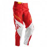 Pantalon Cross Enfant Thor Mx Phase Hyperion Red/White