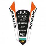 Sticker Garde Boue Arrière KTM Line - FX MOTORS
