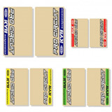 Stickers de Fourche Kayaba/Pro Circuit