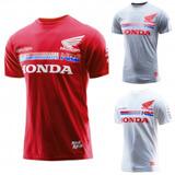 T-Shirt Troy Lee Designs Team HONDA HRC