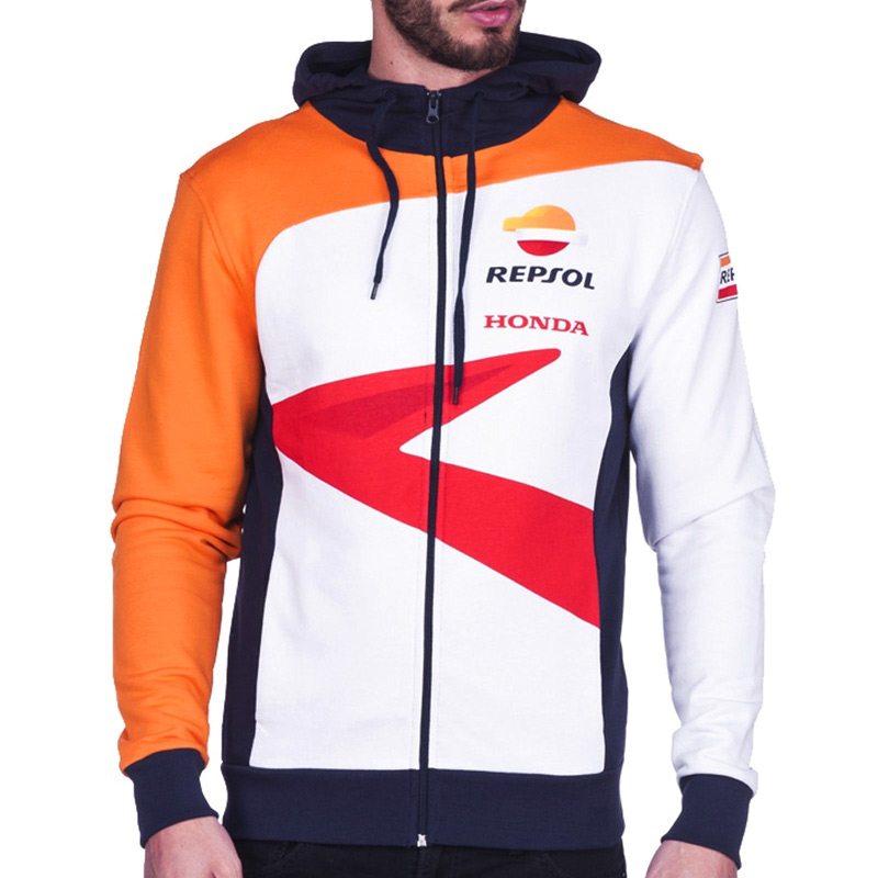 sweat zipp team repsol honda t s fx motors. Black Bedroom Furniture Sets. Home Design Ideas