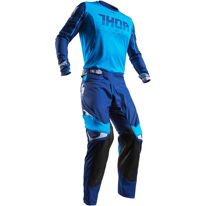 tenue thor mx prime fit rohl blue fx motors. Black Bedroom Furniture Sets. Home Design Ideas