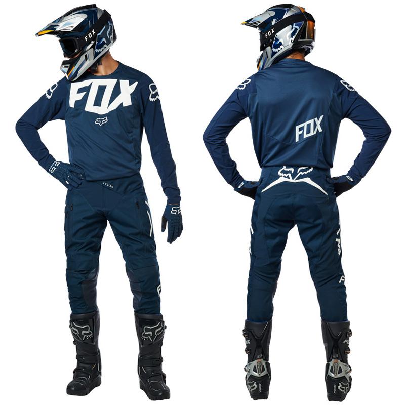 tenue enduro fox racing legion offroad bleu marine 2019 fx motors. Black Bedroom Furniture Sets. Home Design Ideas