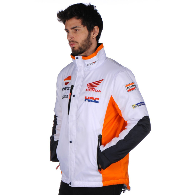veste hiver team repsol honda replica fx motors. Black Bedroom Furniture Sets. Home Design Ideas