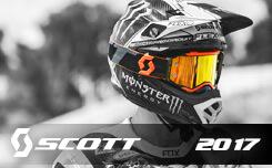 Nouveaux Masques Motocross Scott Prospect
