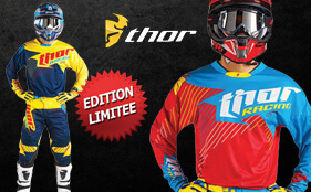 Tenues Motocross Thor Mx Hux Edition Limitee